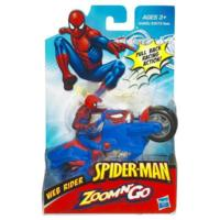 SPIDERMAN -  ZOOM N GO VEHICLES 2.0 ASST