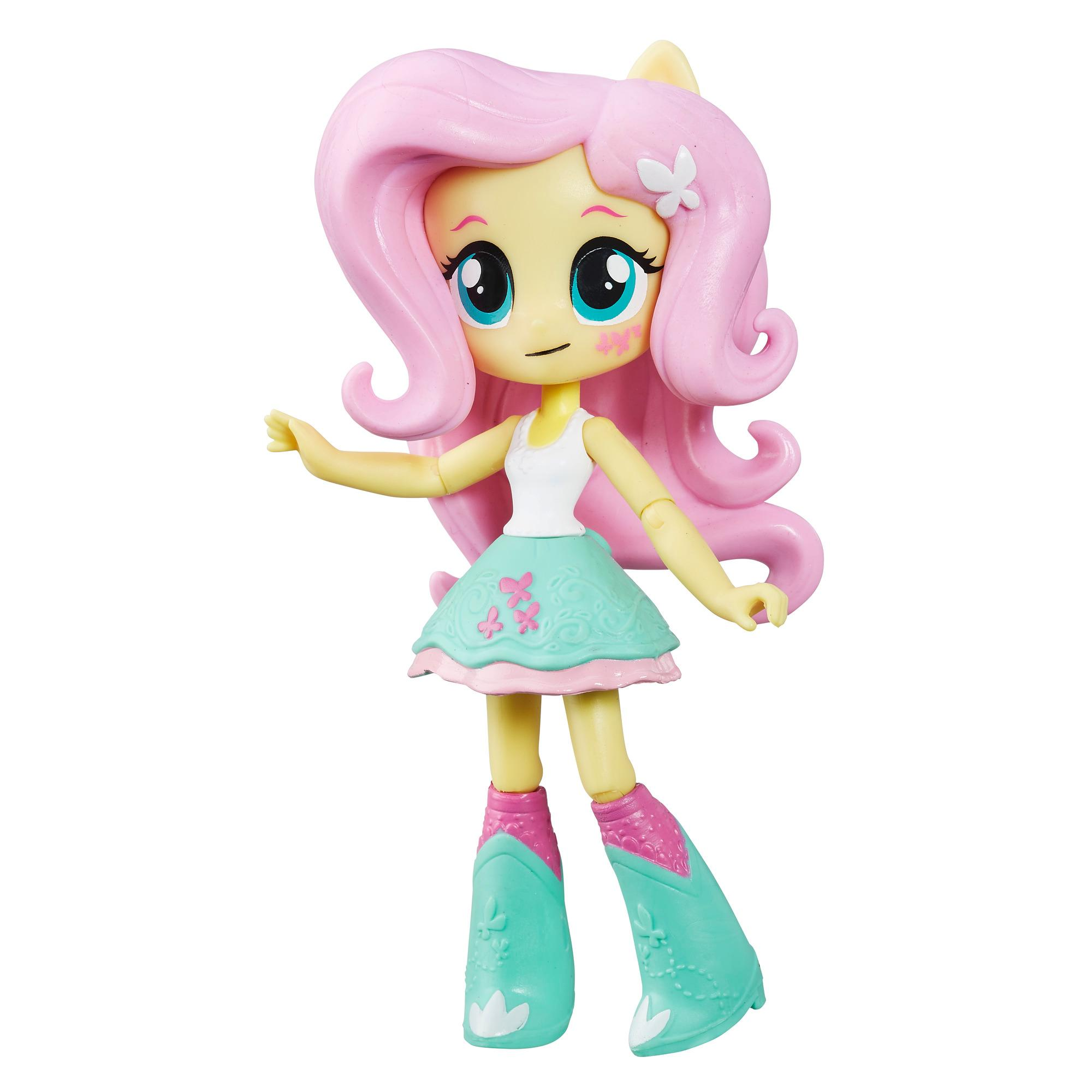 My Little Pony Equestria Girls Minis Fluttershy Doll