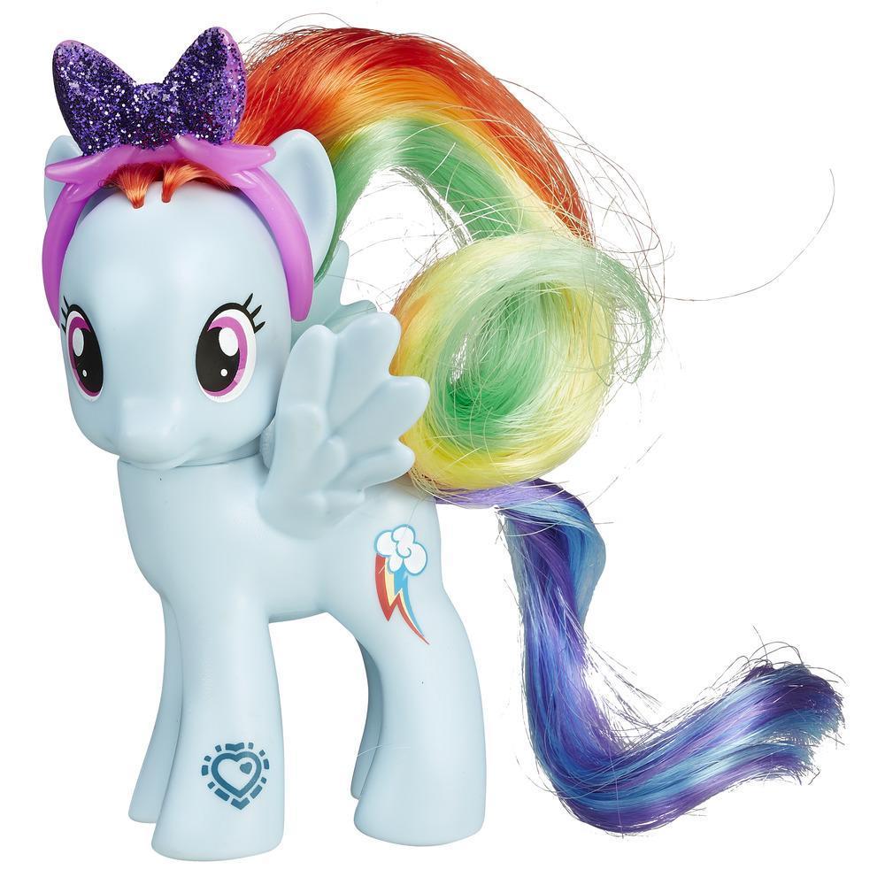 Pony Singoli - Rainbow Dash