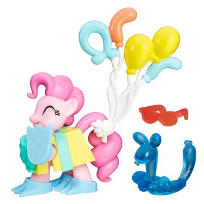 My Little Pony singoli con accessori - Pinkie Pie