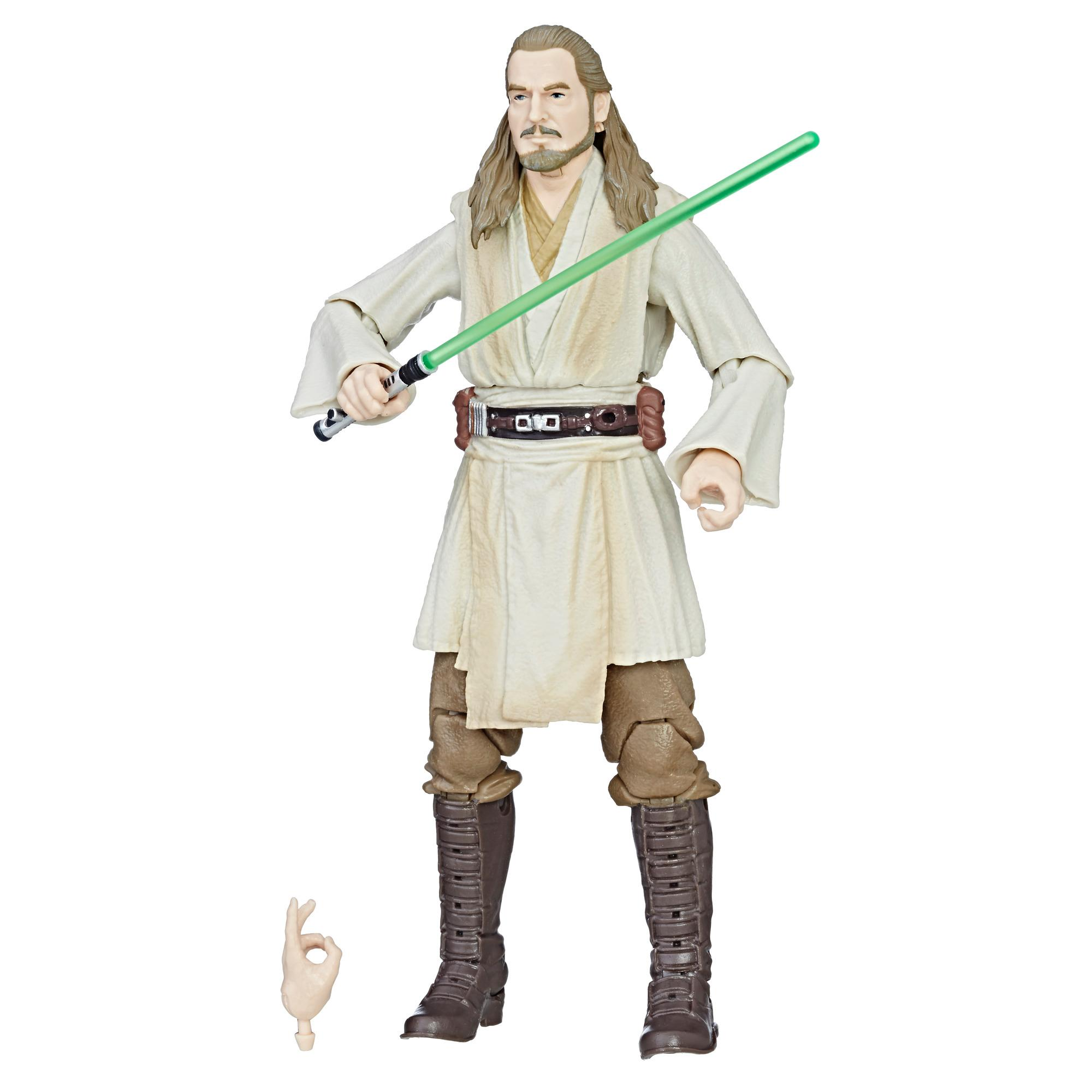 Star Wars: Episode I The Black Series Qui-Gon Jinn