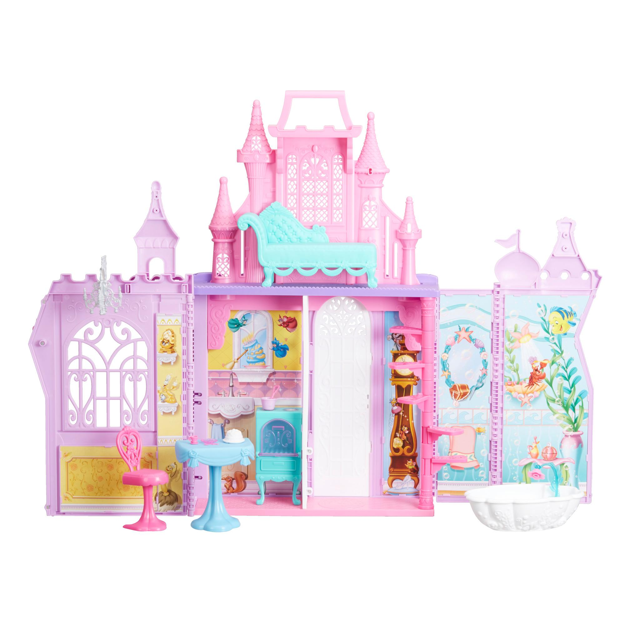 Disney Princess - Castello Pack 'n' Go