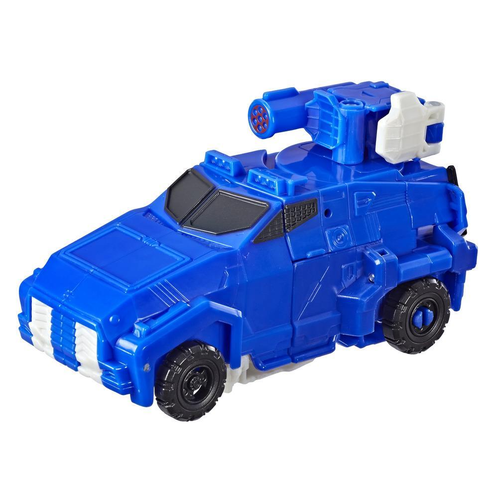 Transformers Cyberverse - Soundwave (Action Attackers - Warrior Class)