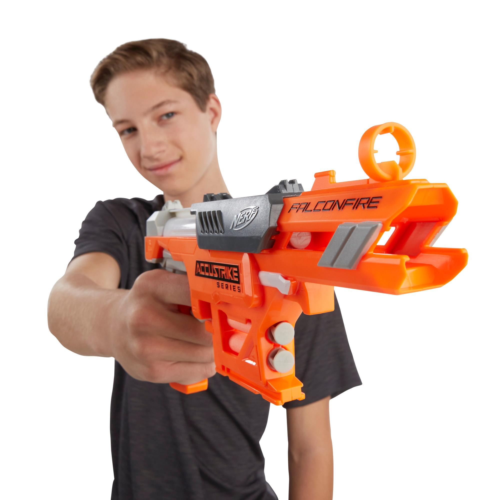 Nerf Elite - Falconfire Accustrike (blaster con dardi)