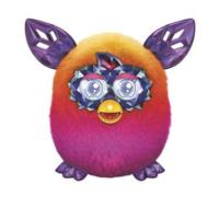 Furby Boom Crystal  (Orange to Pink)