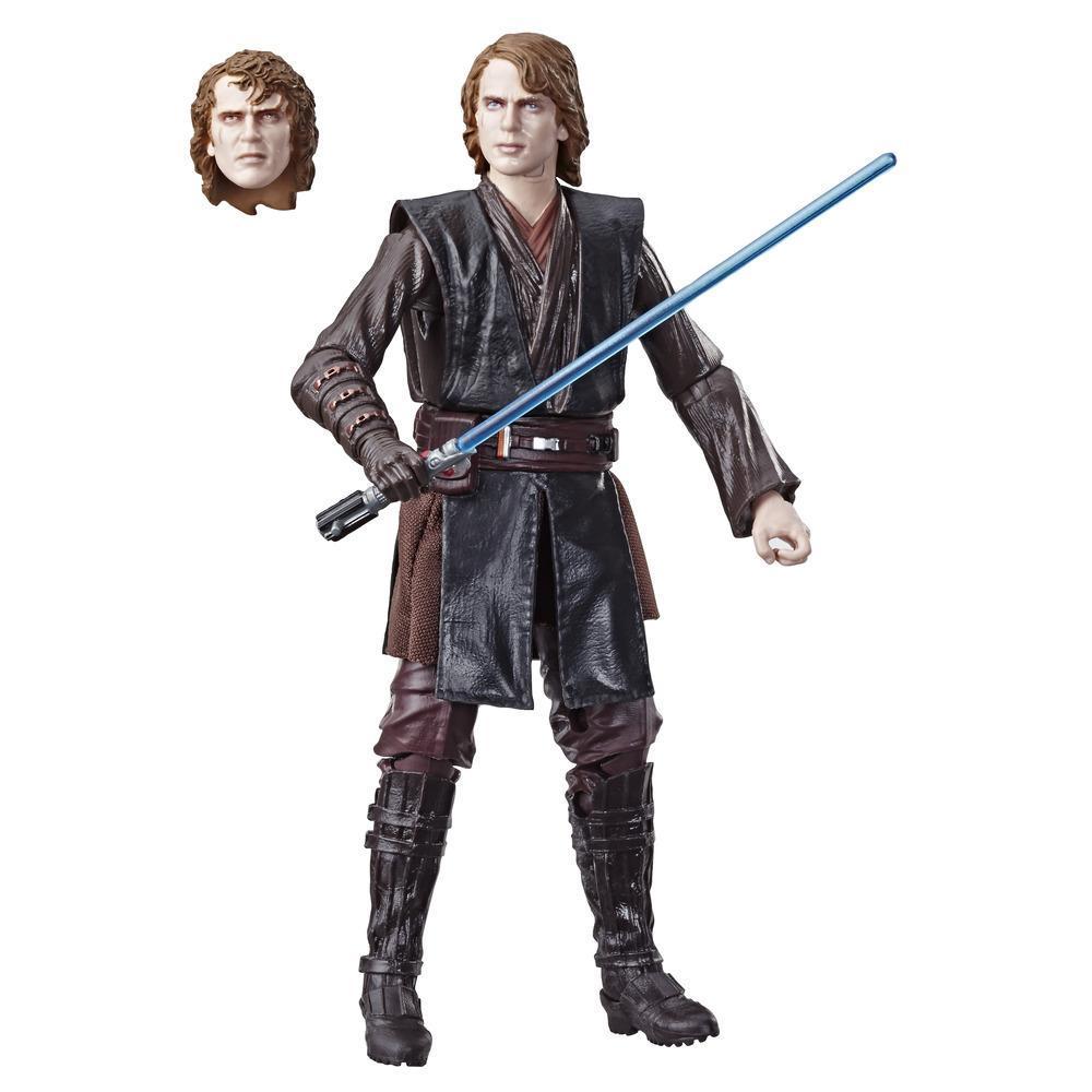 Star Wars The Black Series - Anakin Skywalker (Action Figure da collezione, 15 cm)