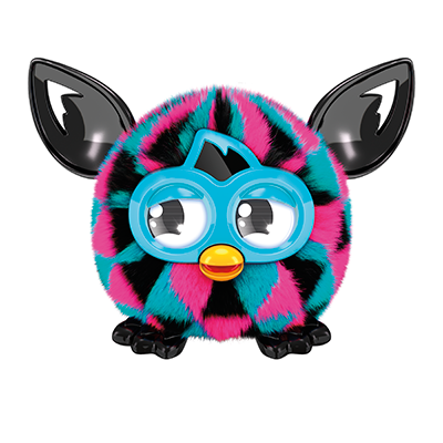 FURBY FURBLING (TRIANGLES)