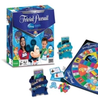 TRIVIAL PURSUIT DISNEY FAMILY