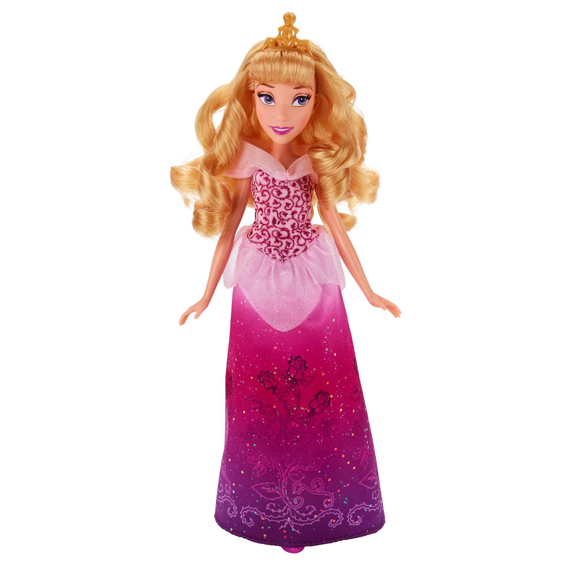 Disney Princess Royal Shimmer Aurora Doll