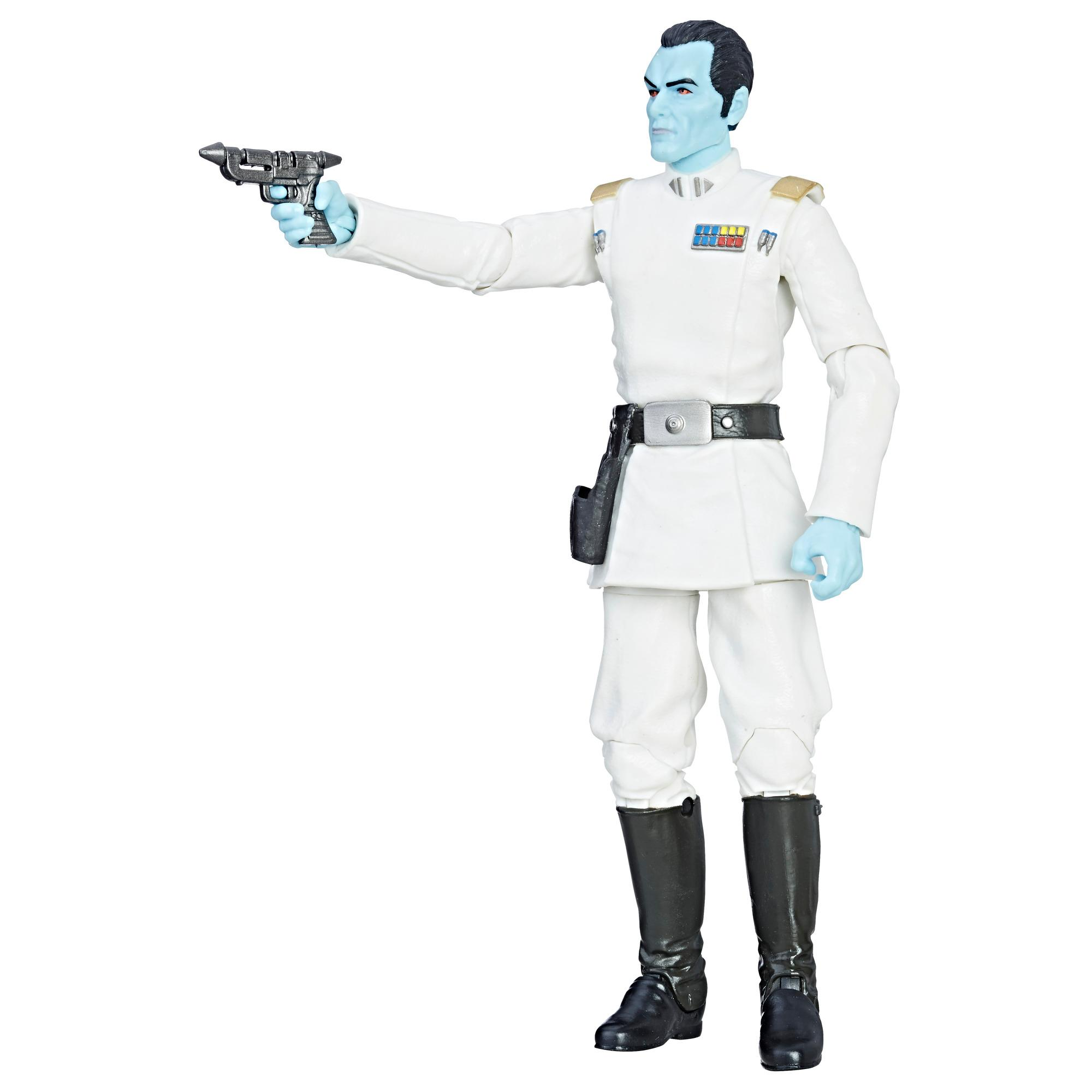 Grand'ammiraglio Thrawn di Star Wars Serie Nera