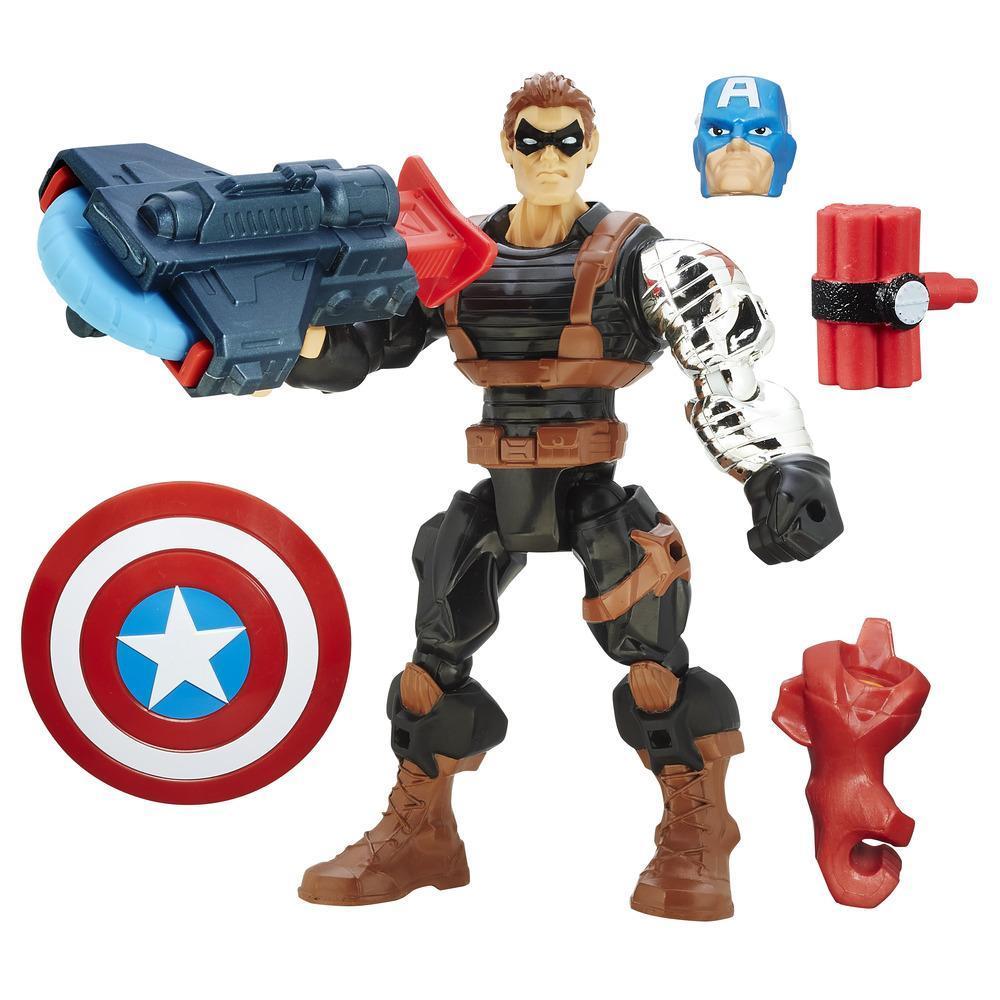 Avengers Hero Mashers Winter Soldier