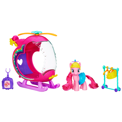 Elicottero di Pinkie Pie