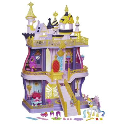 Il Castello di Canterlot di My Little Pony