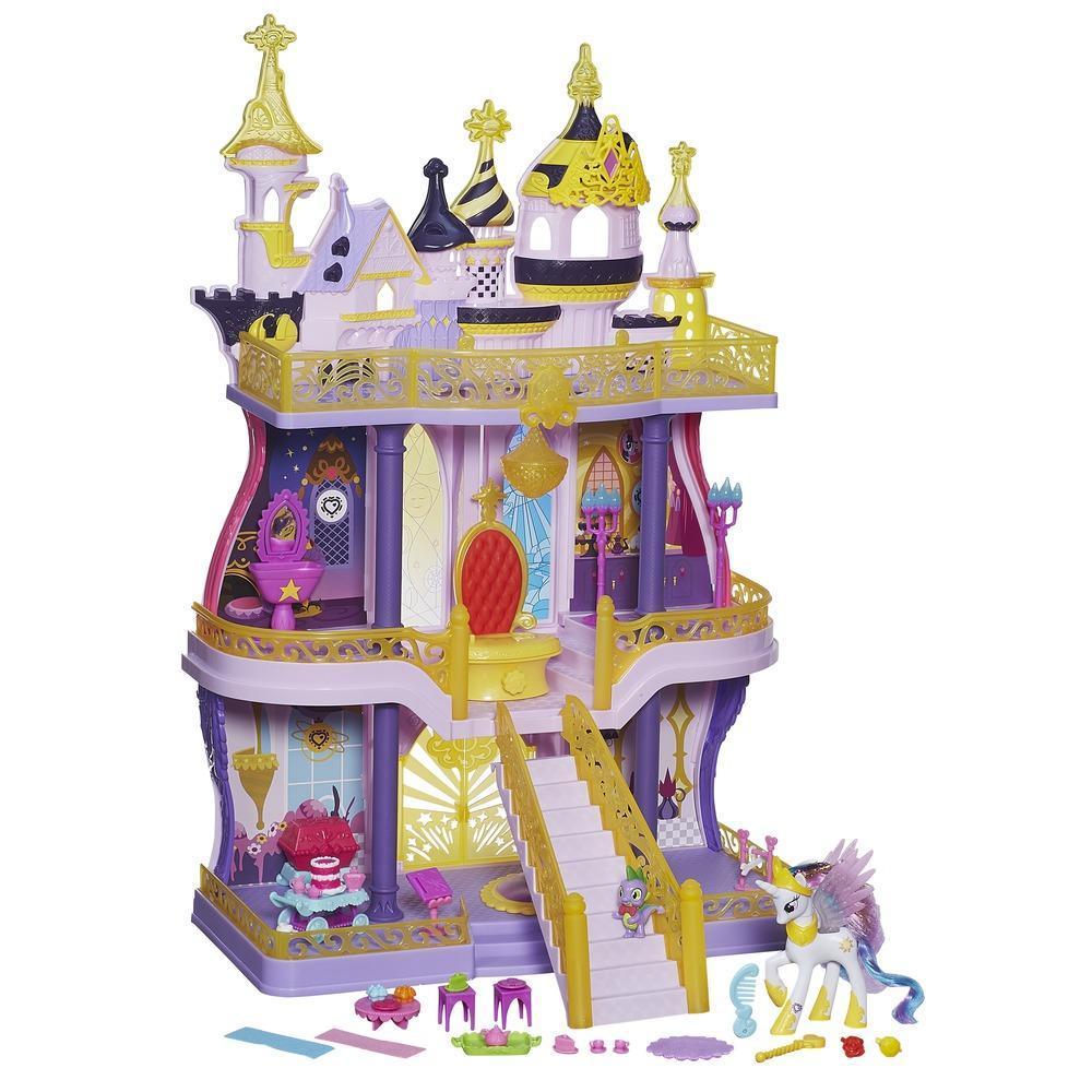 Il Castello di Canterlot di My Little Pony