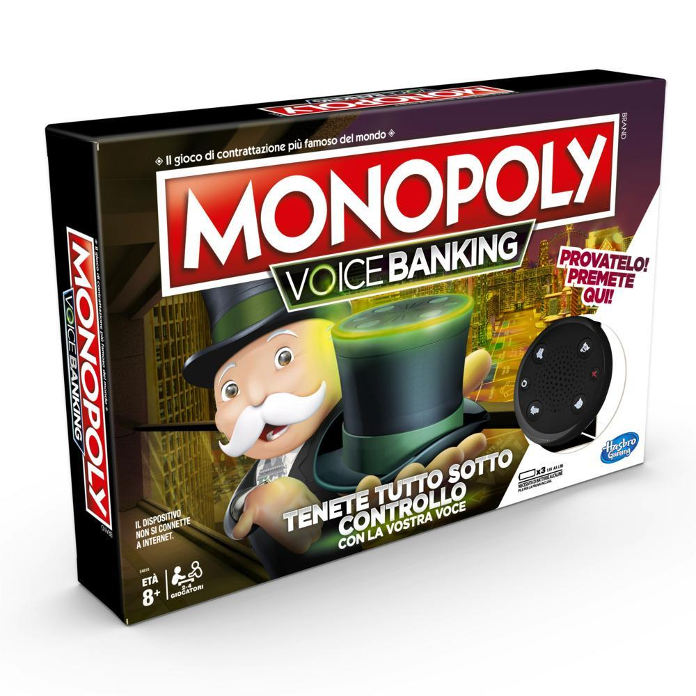 Monopoly - Voice Banking (gioco in scatola, elettronico)