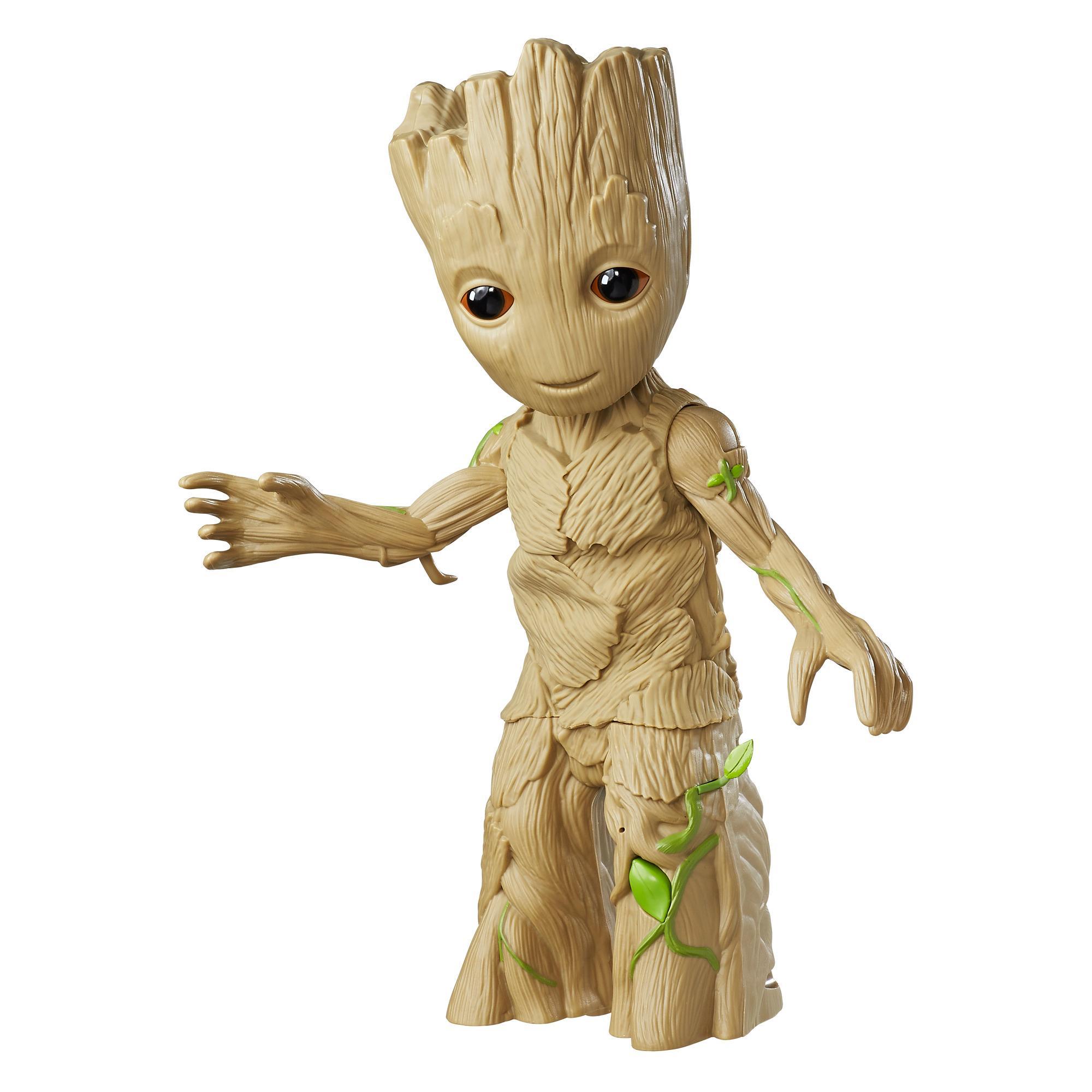 Marvel Guardians of the Galaxy Groot Interattivo