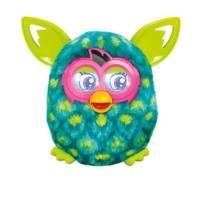 FURBY BOOM  (GREEN PEACOCK)