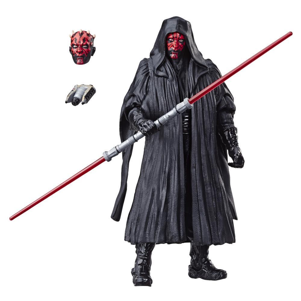 Star Wars The Black Series - Darth Maul (Action Figure da collezione, 15 cm)