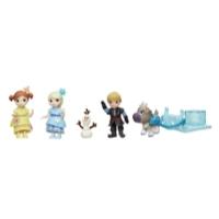 Disney Frozen Little Kingdom Pack Multiplo Piccoli Amici
