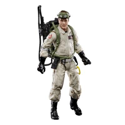 Ghostbusters Plasma Series - Ray Stantz (Action figure 15 cm da collezione, Build-A-Ghost Terror Dog, ispirata al film Ghostbusters del 1984)
