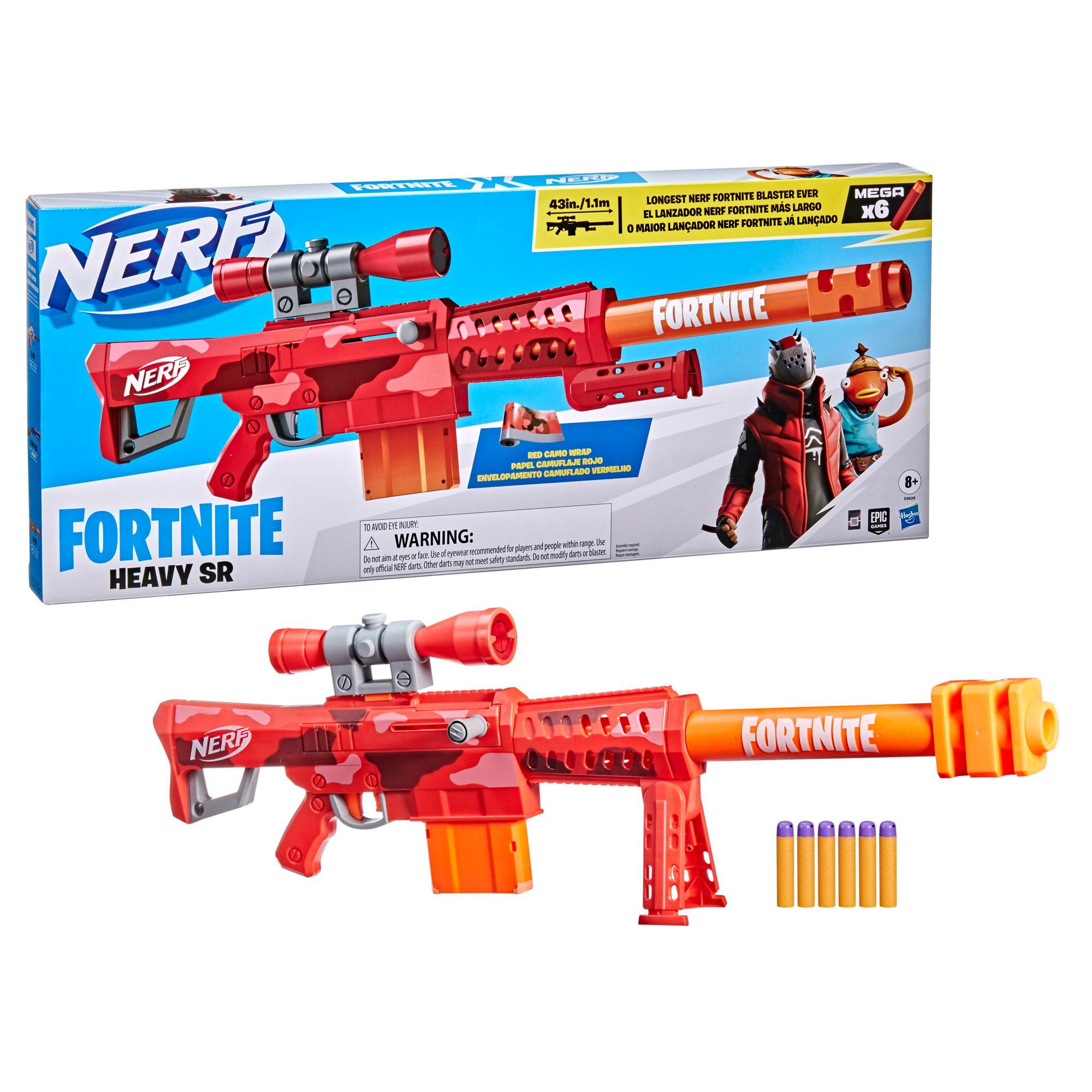 Nerf Fortnite - Heavy SR