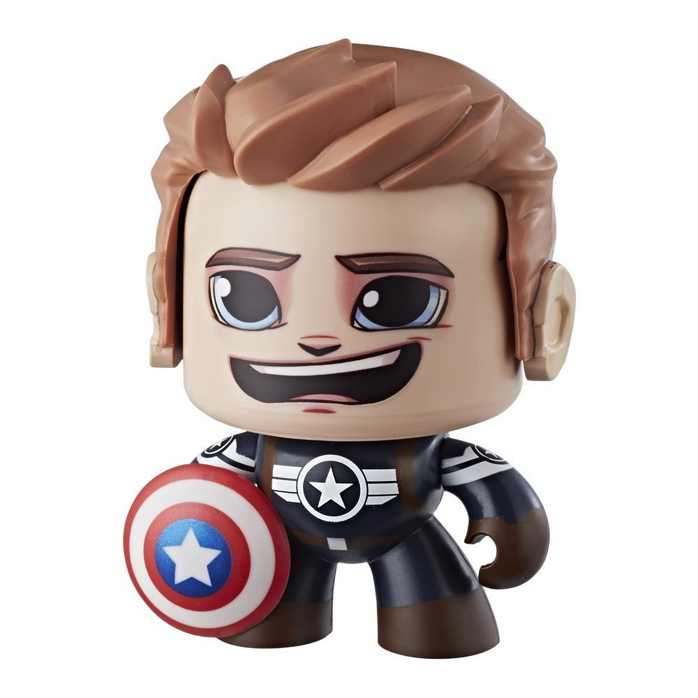 Mighty Muggs Marvel - Captain America (Infinity War)