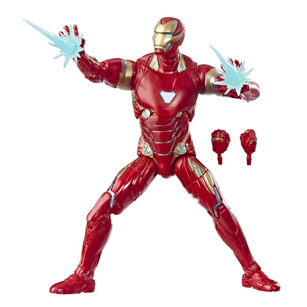 Marvel Legends - Iron Man (Action Figure da collezione 15cm, ispirata a Avengers: Infinity War - Build-A-Figure Thanos)