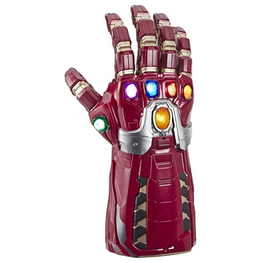 Marvel Legends - Guanto del Potere articolato ed elettronico(ispirato ad Avengers: Endgame, Hulk ed Iron Man, role play)
