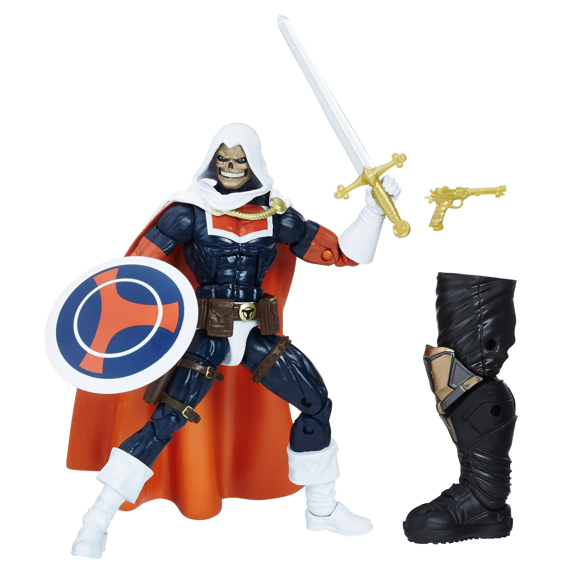 Marvel Legends - Taskmaster (Build-A-Figure Thanos Action Figure Collezione, 15 cm)