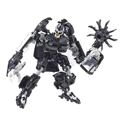 Transformers Studio Series - Barricade 28 (Deluxe Class, ispirato al film Transformers 1)