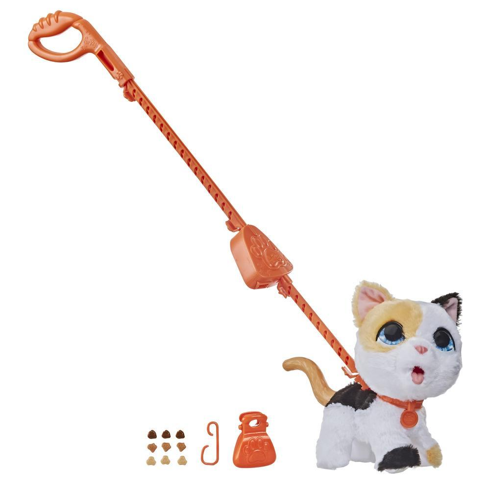 FurReal - Poopalots Gattino (peluche interattivo, cuccioli assortiti).