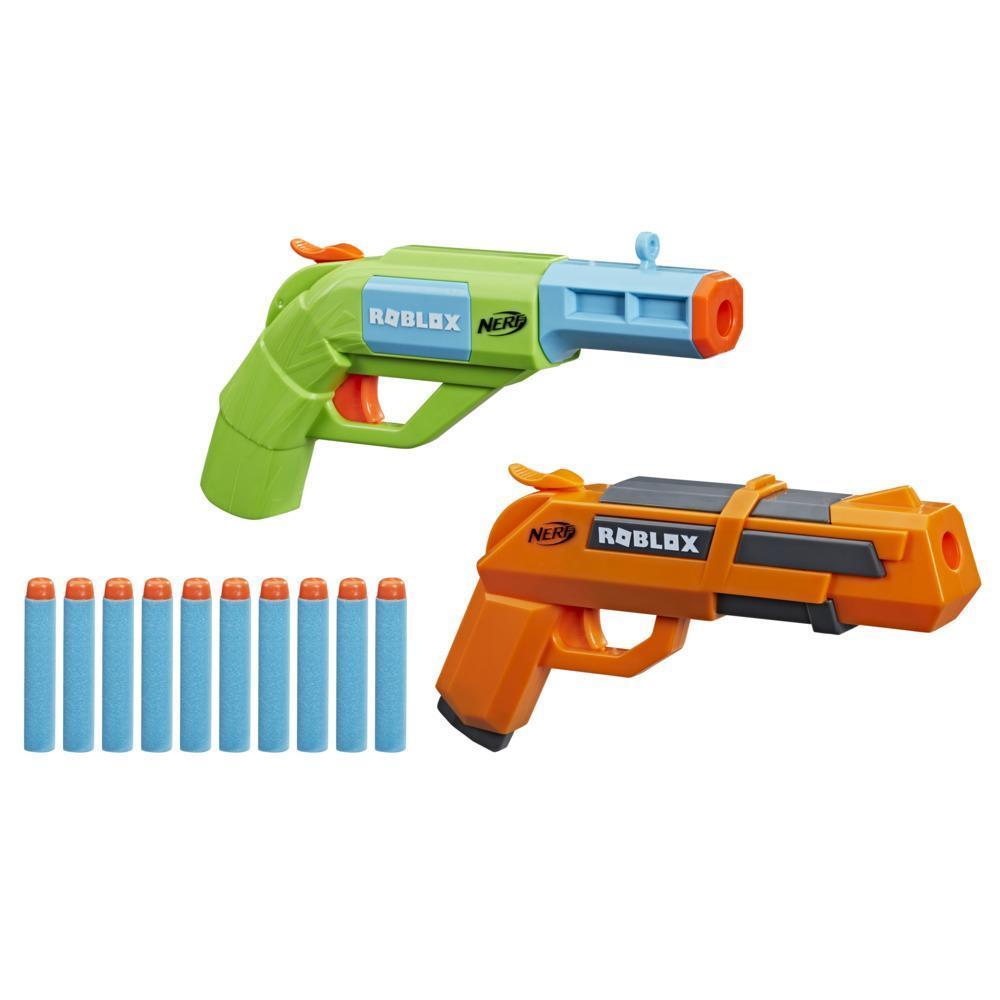 Nerf Roblox, Jailbreak: Armory, confezione da 2 blaster