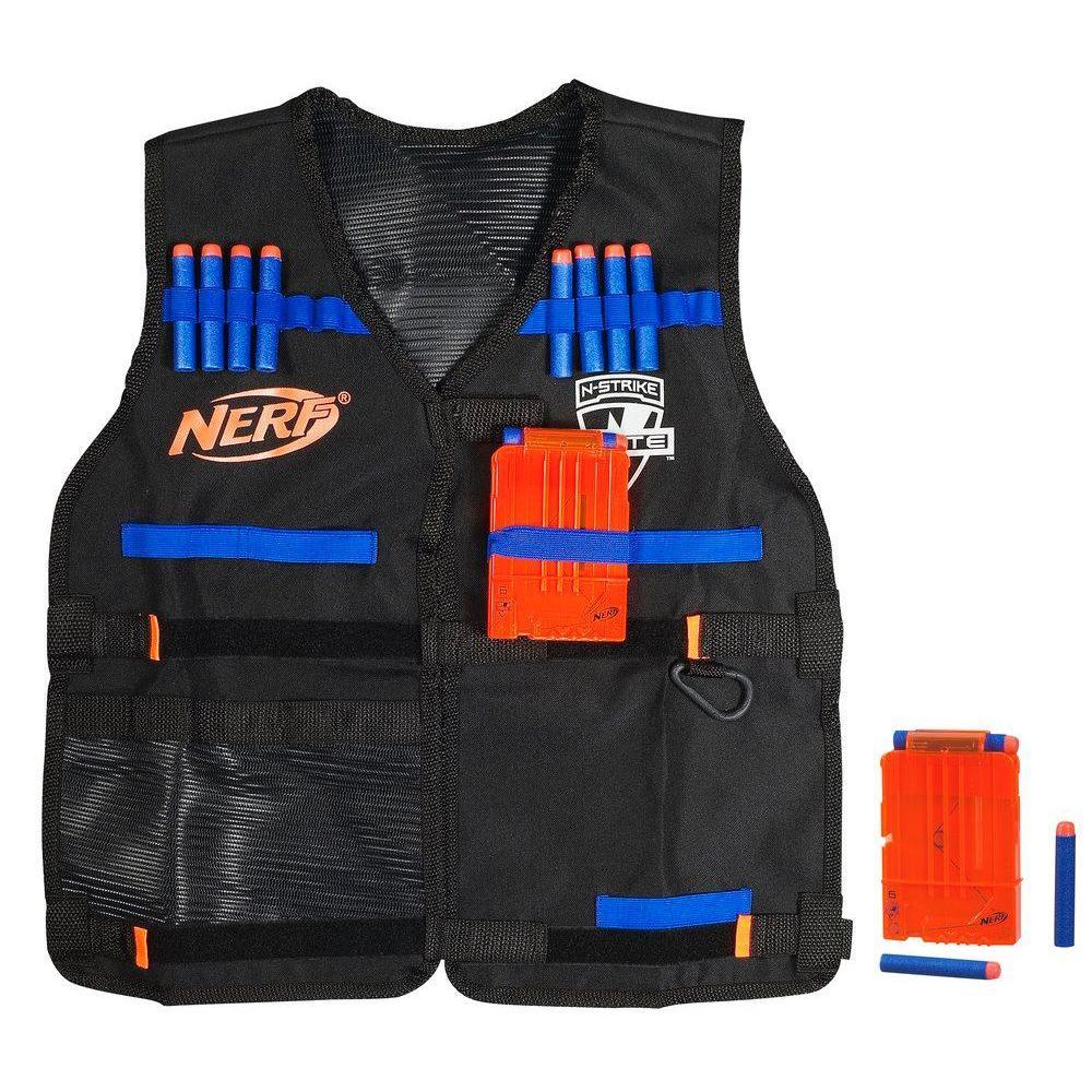 Nerf N-Strike - Kit di Giubbotto Tattico