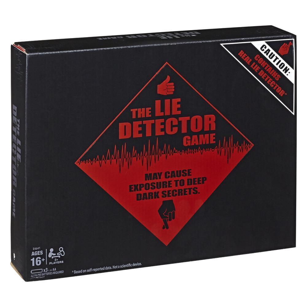 Hasbro Gaming - Bugia o Verità (gioco in scatola interattivo)