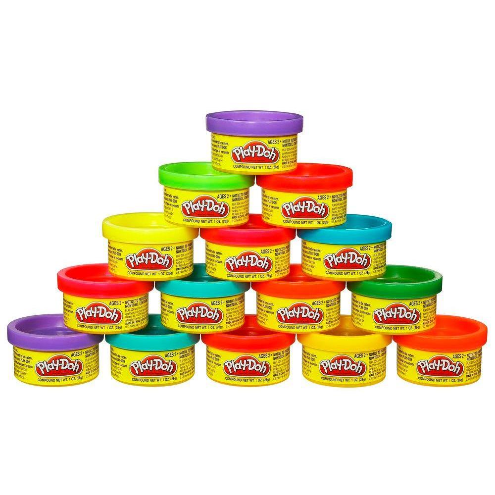 Play-Doh - Bustina di Vasetti