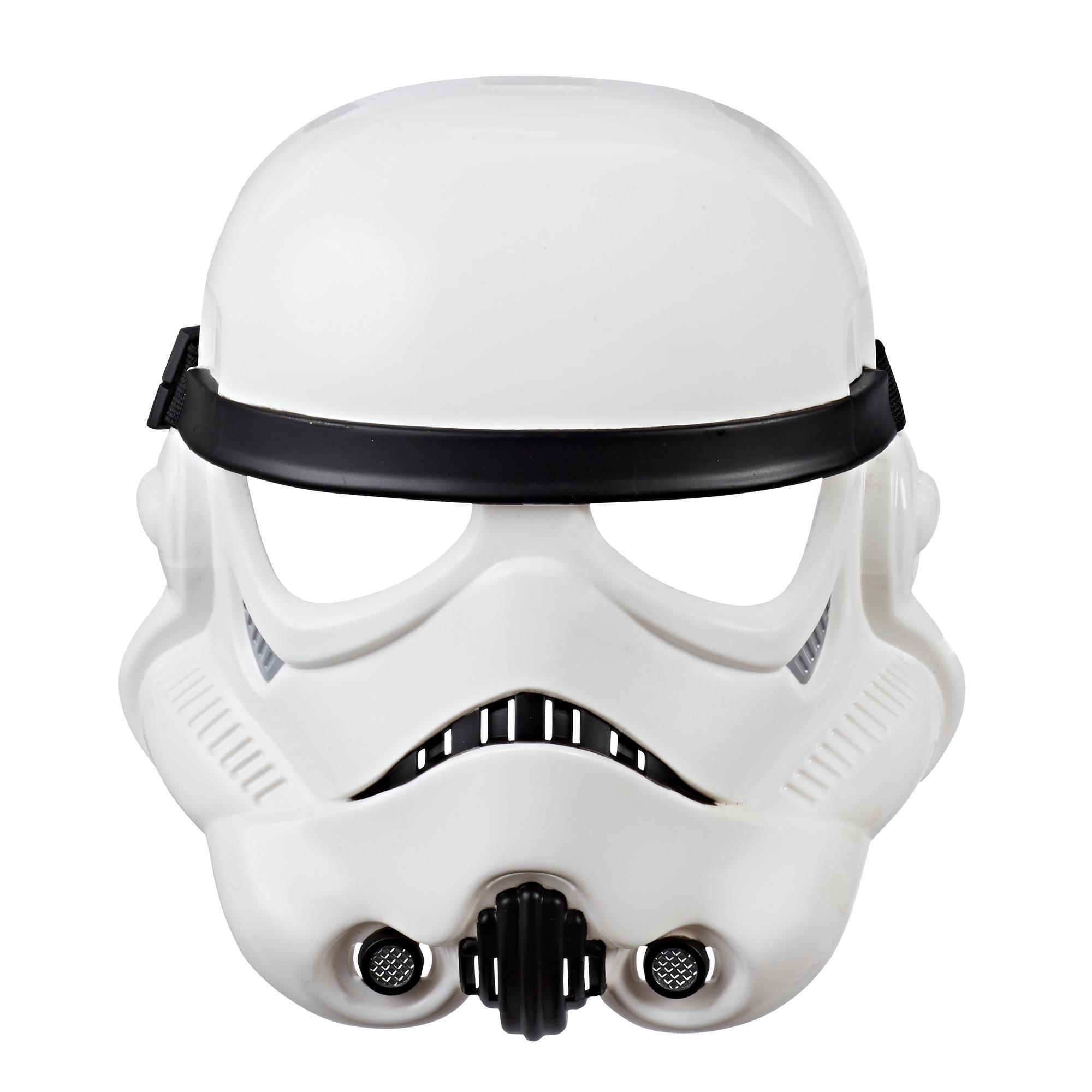 Star Wars - Stormtrooper, maschera role play (Galaxy of Adventures)