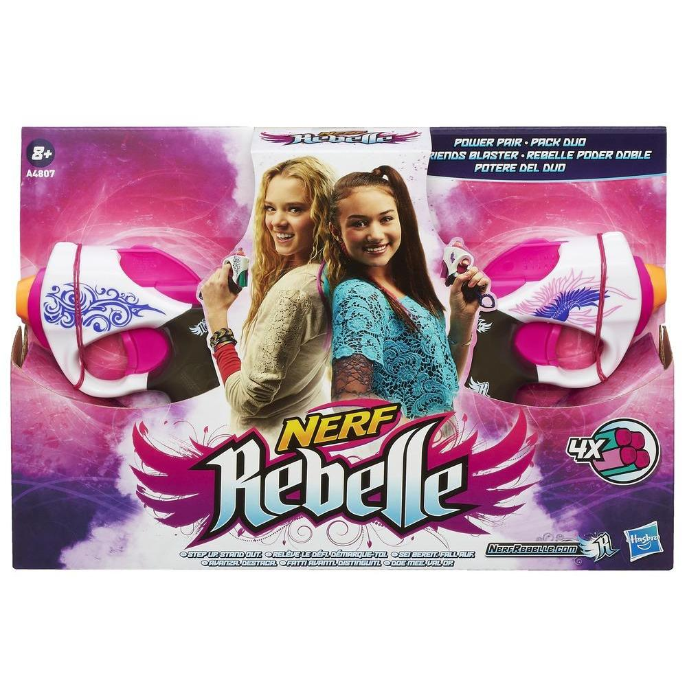 Rebelle Power Pair