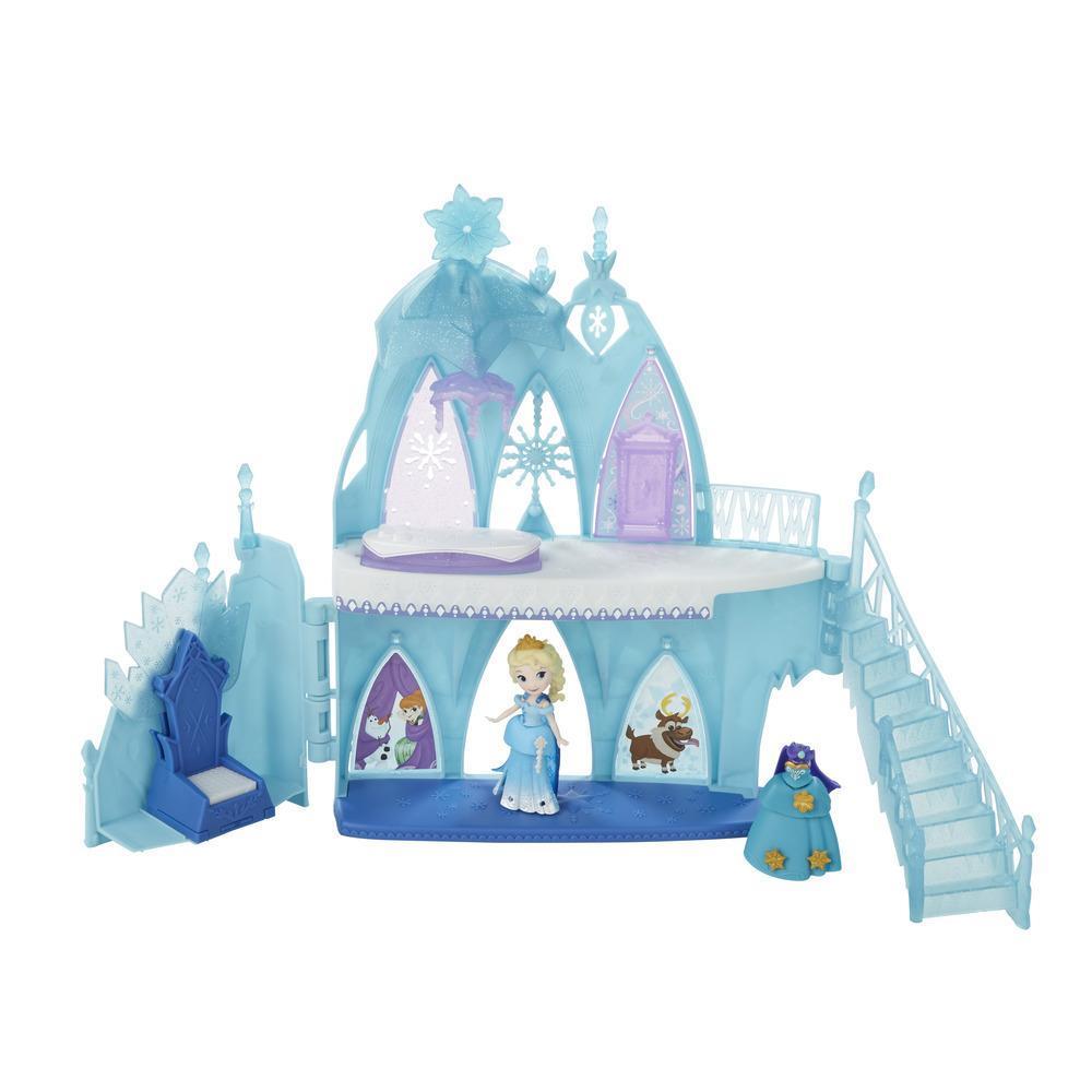 Disney Frozen Piccolo Regno castello di ghiaccio di Elsa