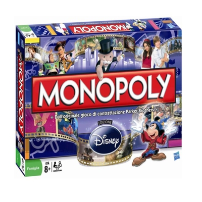 MONOPOLY DISNEY EDITION