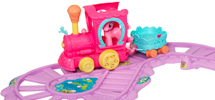 MY LITTLE PONY IL TRENINO DELL'AMICIZIA