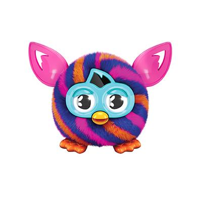 FURBY FURBLING (ORANGE BLUE)
