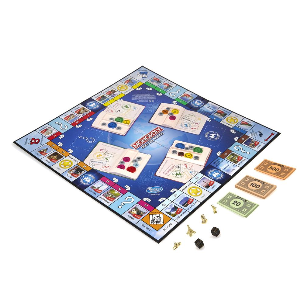 Monopoly Giro del Mondo