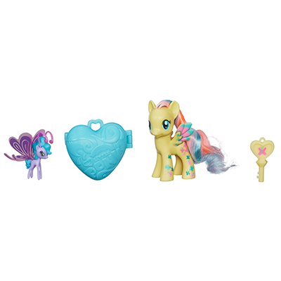 My Little Pony Multi Character Fluttershy and Sea Breezie
