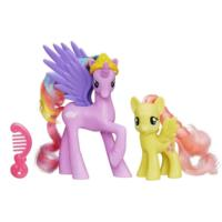 My Little Pony Princess Pack Principessa Sterling e Fluttershy Figures