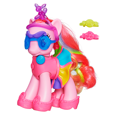 Pinkie Pie Fashion Pony