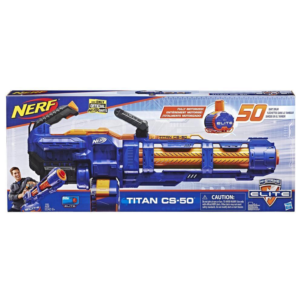 ナーフ エリート タイタン CS-50