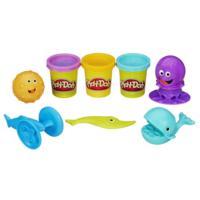 Play-Doh Ocean Tools