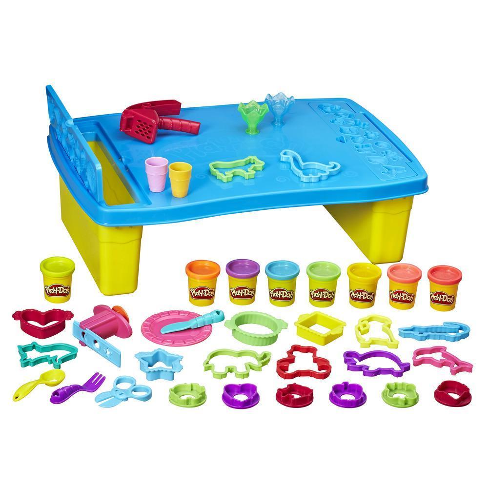 플레이도 만들기 테이블
