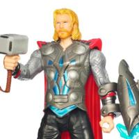 THOR The Mighty Avenger LIGHTNING POWER THOR (Lights & Sounds)