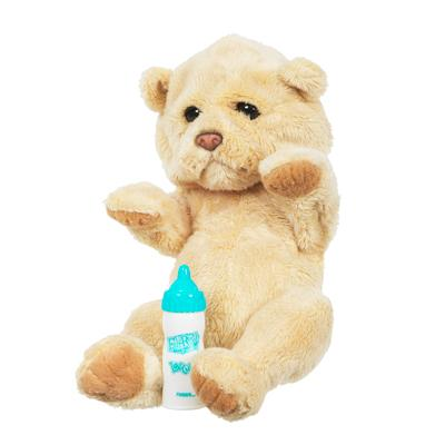 FURREAL FRIENDS Newborn Honey Bear Cub